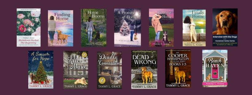 All Tammy Grace Books