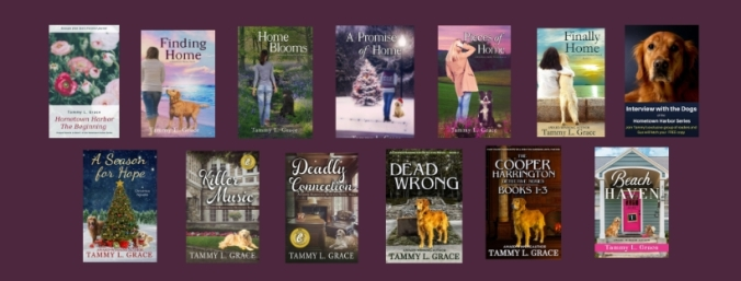 All Tammy Grace Books